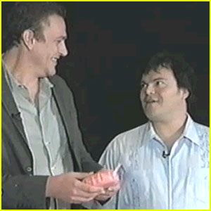 Jason Segel & Jack Black: Now That's Funny!