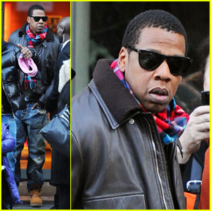 Jay-Z: Hermes Holiday Shopper