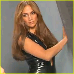 Jennifer Lopez: Behind the Scenes at L'Oreal Shoot!