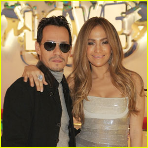 Jennifer Lopez & Marc Anthony Are in 'LOVE'
