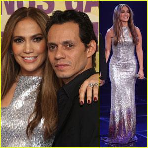 Jennifer Lopez & Marc Anthony: Teleton Donating Duo