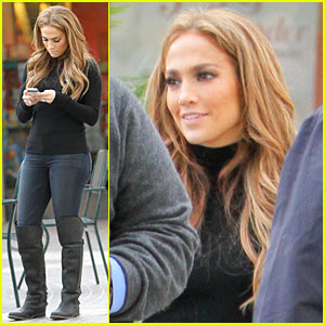 Jennifer Lopez: Power Wheels Purchase