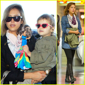 Jessica Alba: Honor Says the Darndest Things!