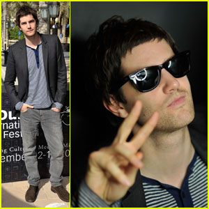 Jim Sturgess: Dubai Film Festival Photo Call & Portraits
