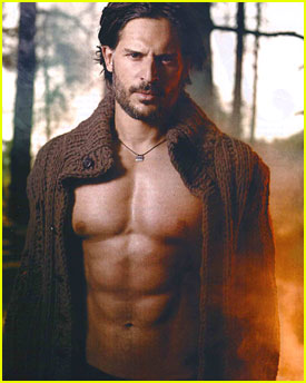 Joe Manganiello: Shirtless for Italian Vanity Fair!