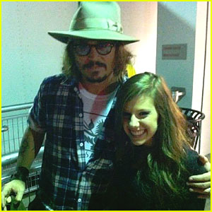 Johnny Depp Contracts Bieber Fever