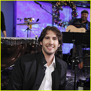 Josh Groban: Good Morning America!