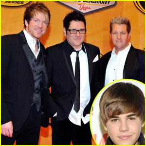 Justin Bieber & Rascal Flatts Duet!