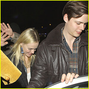 Kate Bosworth: Chateau Marmont with Skarsgard's Brothers!