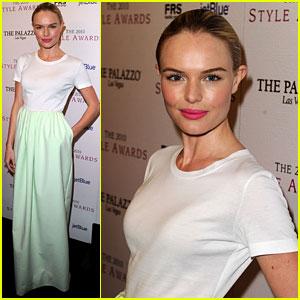 Kate Bosworth: Hollywood Style Awards 2010!