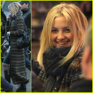 Kate Hudson: Cup Of Joe To Go!