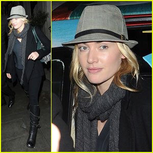 Kate Winslet: Say No to Foie Gras!