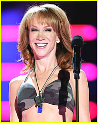 Kathy Griffin Defends Bristol Palin Jokes