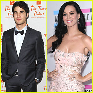 Darren Criss & Katy Perry: 'Teenage Dream' Duet!