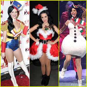 Victoria's Secret Designer To Create Katy Perry's Tour Costume