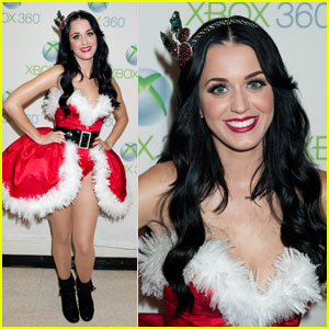 Katy Perry Brings Holiday Spirit to Y100 Jingle Ball
