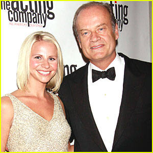 Kayte Walsh: Engaged to Kelsey Grammer!