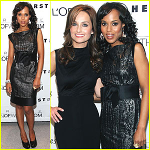 Kerry Washington: Women of Worth Awards!