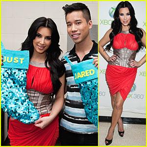 Kim Kardashian: My Christmas Gift Got Snail Poisoning!