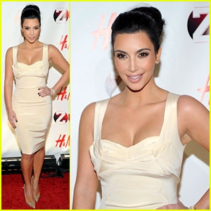 Kim Kardashian: Z100 Jingle Ball 2010!