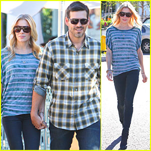 LeAnn Rimes: Breakfast with Eddie Cibrian!