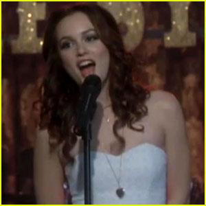 Leighton Meester: 'Summer Girl' Video Premiere!
