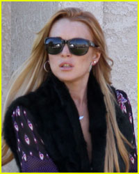 Lindsay Lohan: Watched By A Stalker