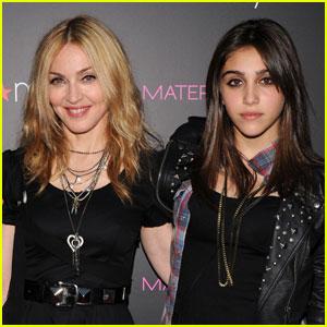 Lourdes Leon Wants Blue Hair, Madonna Disapproves