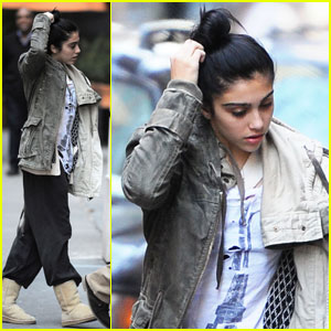 Lourdes Leon: Kabbalah Saturday Service