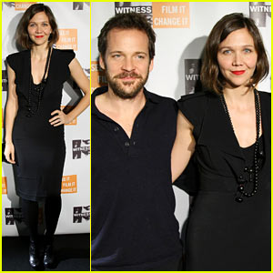 Maggie Gyllenhaal: Focus for Change with Peter Sarsgaard
