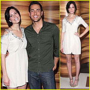 Mandy Moore & Zachary Levi: 'Tangled' Australian Premiere!
