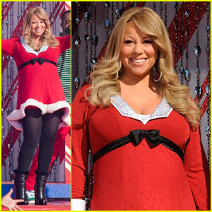 Mariah Carey: Disney Christmas Parade Performer!