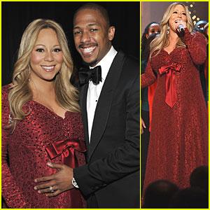 Mariah Carey: Christmas in Washington!