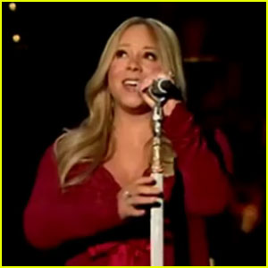 Mariah Carey: 'Christmas in Washington' Performances!
