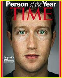 Mark Zuckerberg: Time Magazine's Person of the Year!