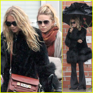 Mary-Kate & Ashley Olsen: Shady Ladies