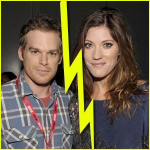 Michael C. Hall & Jennifer Carpenter File for Divorce