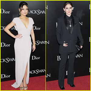 Mila Kunis & Winona Ryder: 'Black Swan' Premiere Pair!