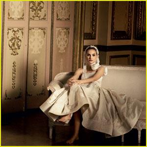 Natalie Portman: Vogue Cover Spread!