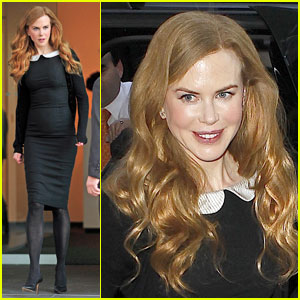 Nicole Kidman: Good Morning Matchmaker