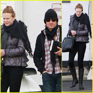 Nicole Kidman & Keith Urban: Nashville Lunch