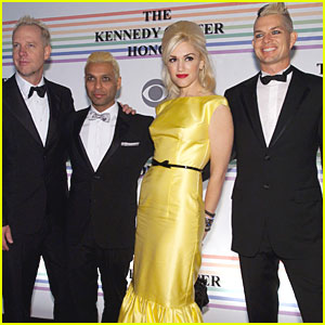 Gwen Stefani: No Doubt Rocks Kennedy Center Honors
