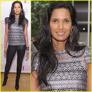 Padma Lakshmi Supports The Endometriosis Foundation of America