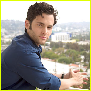 Penn Badgley Interview -- JustJared.com Exclusive!
