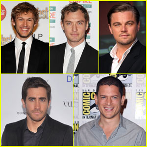 JustJared.com's Most Popular Actors 2010