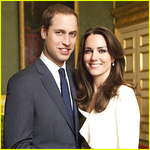 Prince William & Kate Middleton: Royal Engagement Pictures!