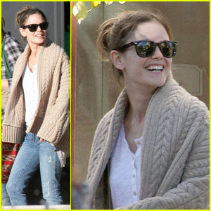 Rachel Bilson: Layering Is Key!