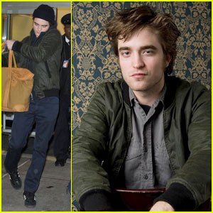 Win Robert Pattinson's '3sixteen' Stadium Jacket!