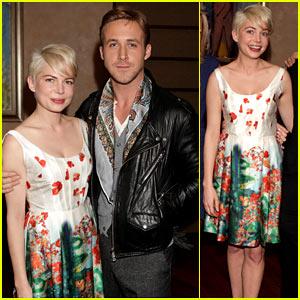 Ryan Gosling & Michelle Williams: 'Blue Valentine' Screening
