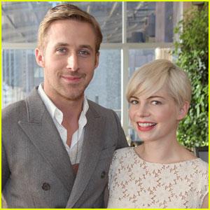 Ryan Gosling & Michelle Williams: 'Valentine' Luncheon